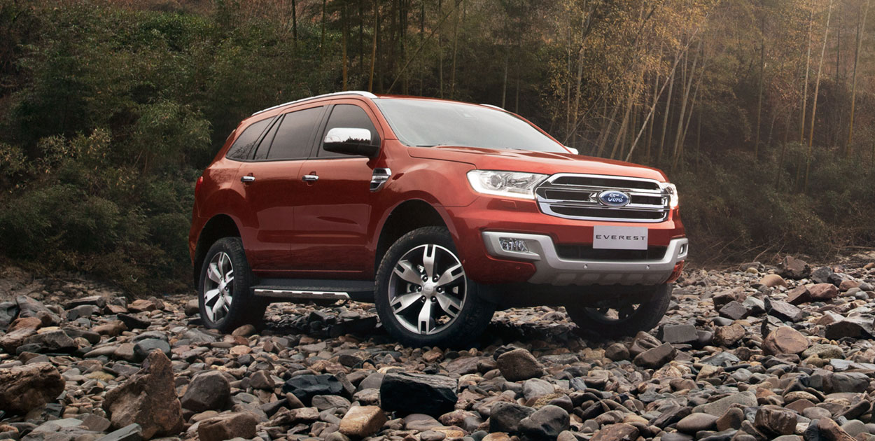 Ford Everest Image 4