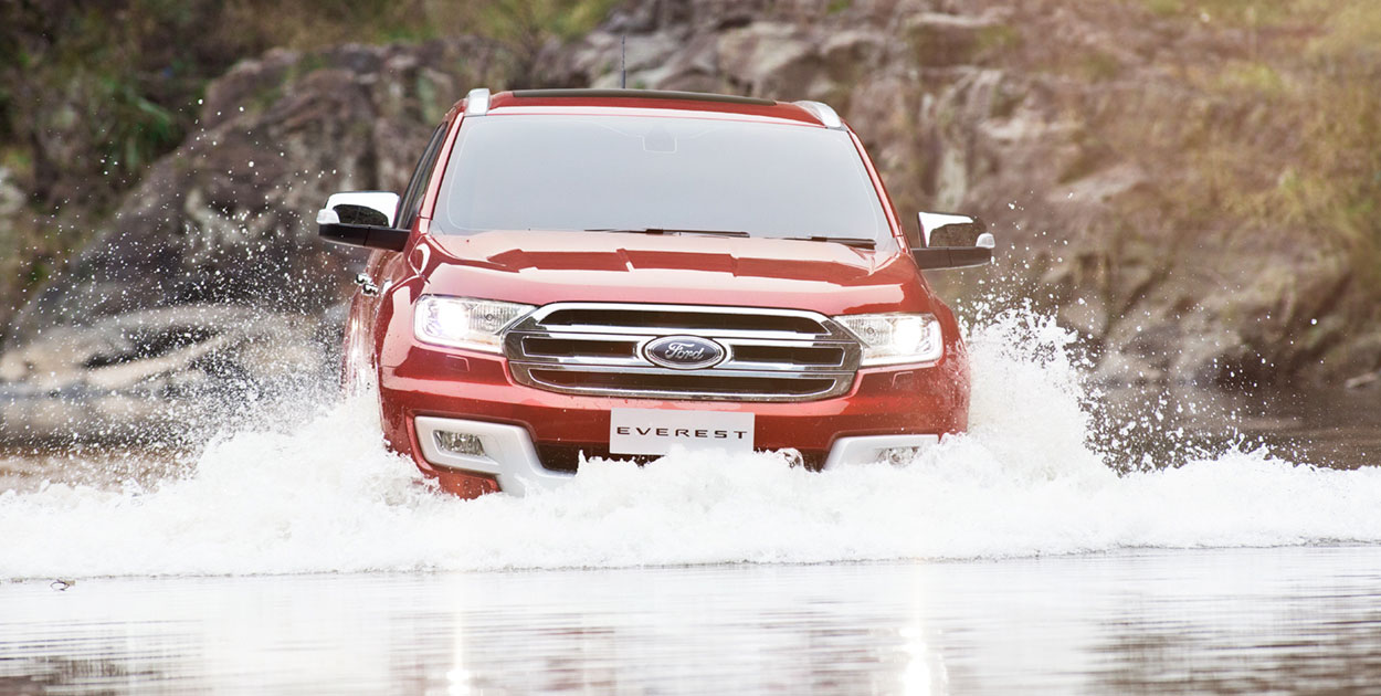 Ford Everest Image 6
