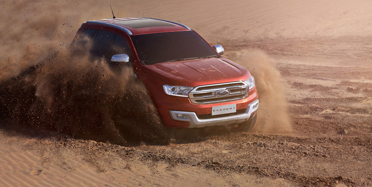 Ford Everest Image 7