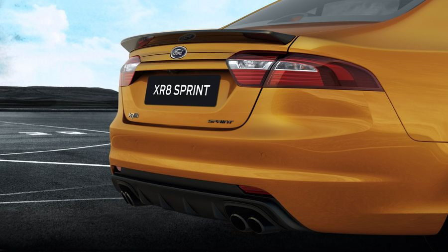 Ford Falcon XR Sprint Image 3