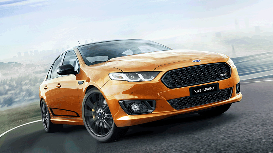 Ford Falcon XR Sprint Image 7