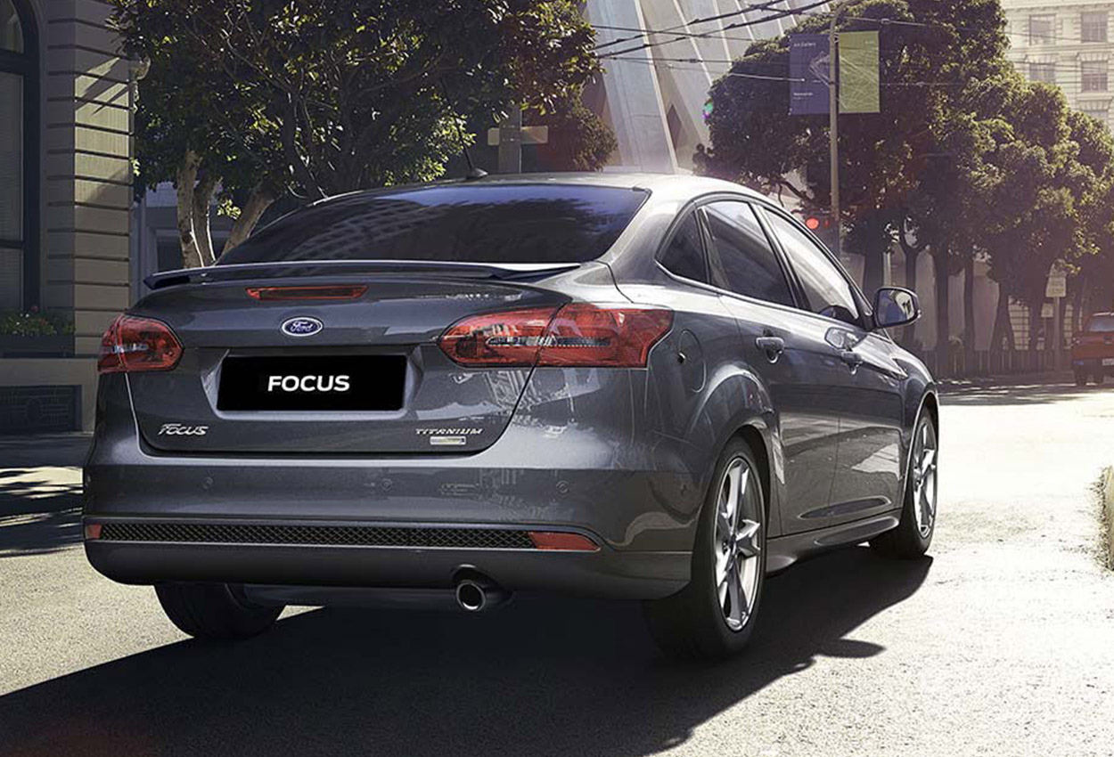 Ford Focus Image 0