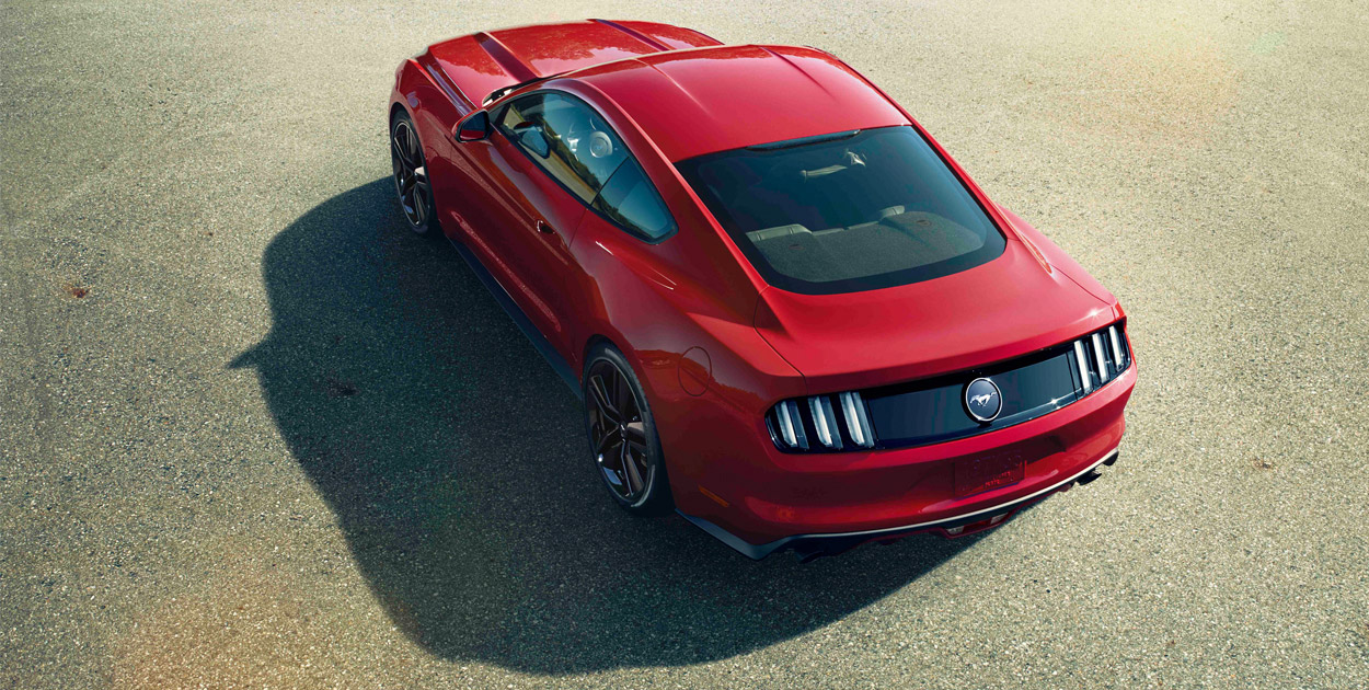 Ford Mustang Image 3