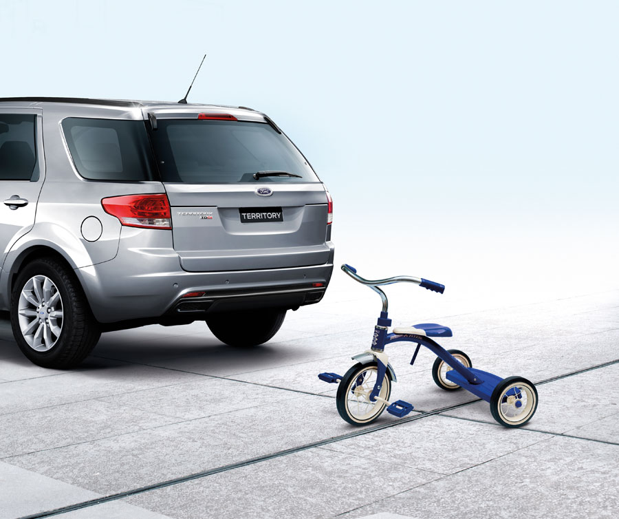 Ford Territory Image 0