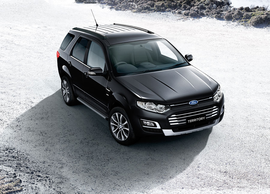 Ford Territory Image 1