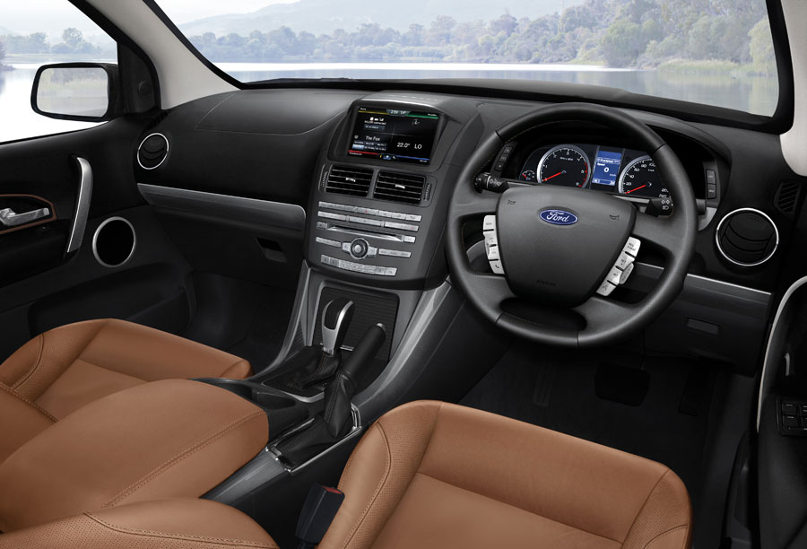 Ford Territory Image 2