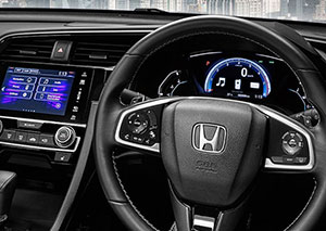 Honda Civic Hatch Image 3
