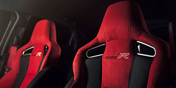 Racing Inspired Seats