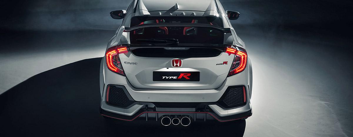 Honda Civic Type R Image 4