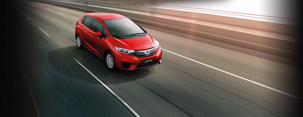 Honda Jazz Image 1