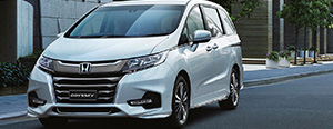 Honda Odyssey Image 2