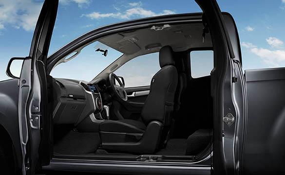 Isuzu D-MAX 4x4 LS-M Crew Cab Ute Image 2