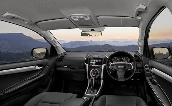 Isuzu D-MAX 4x4 EX Single Cab Chassis Image 3