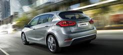 Kia Cerato Hatch Image 0