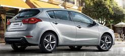 Kia Cerato Hatch Image 1