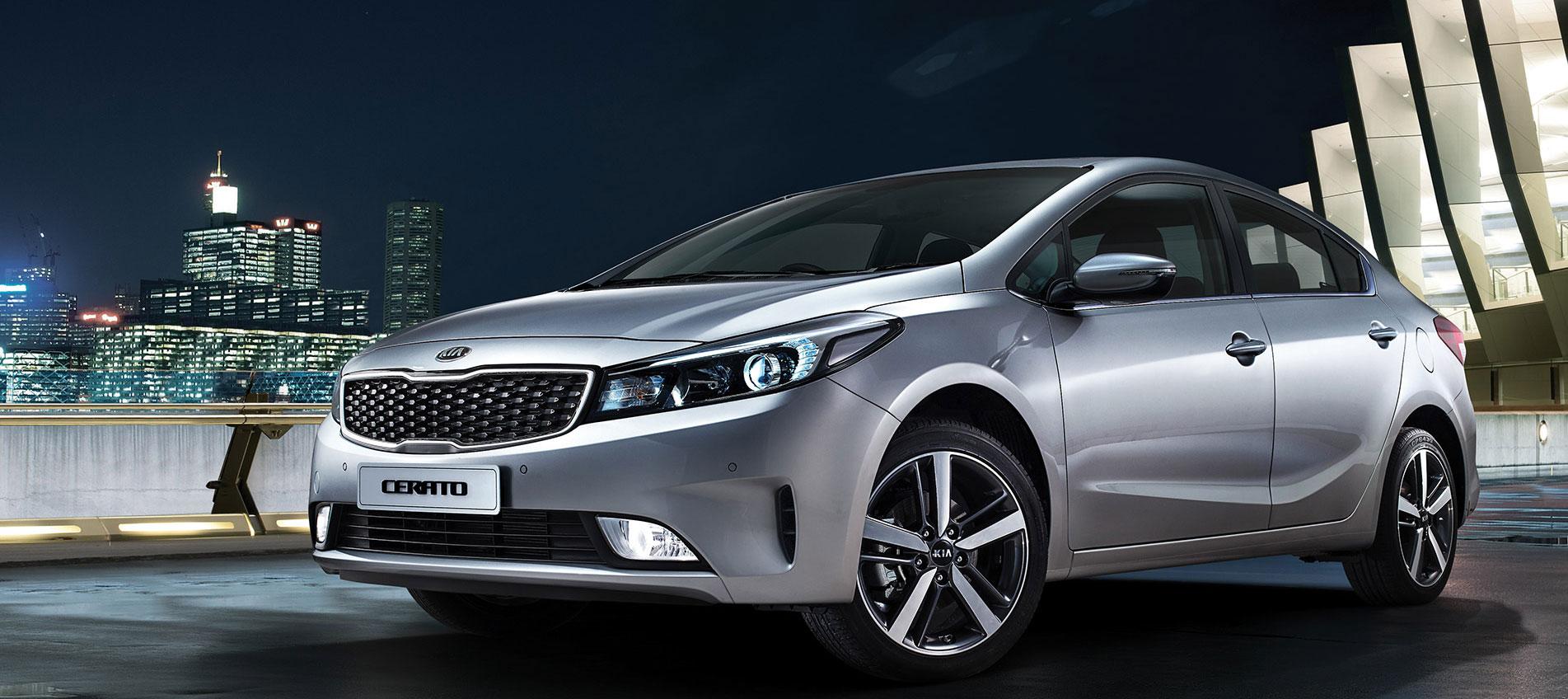 Kia Cerato Sedan Image 1
