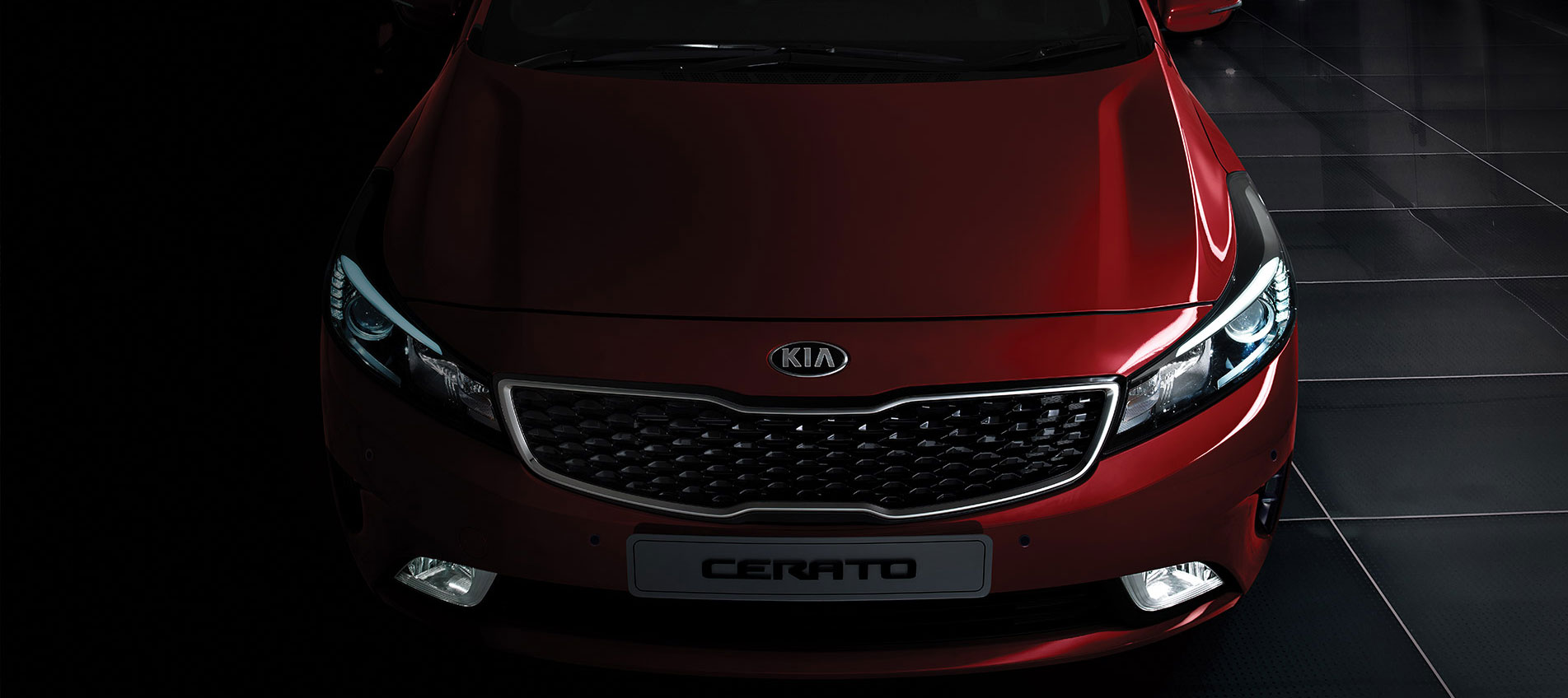 Kia Cerato Sedan Image 2