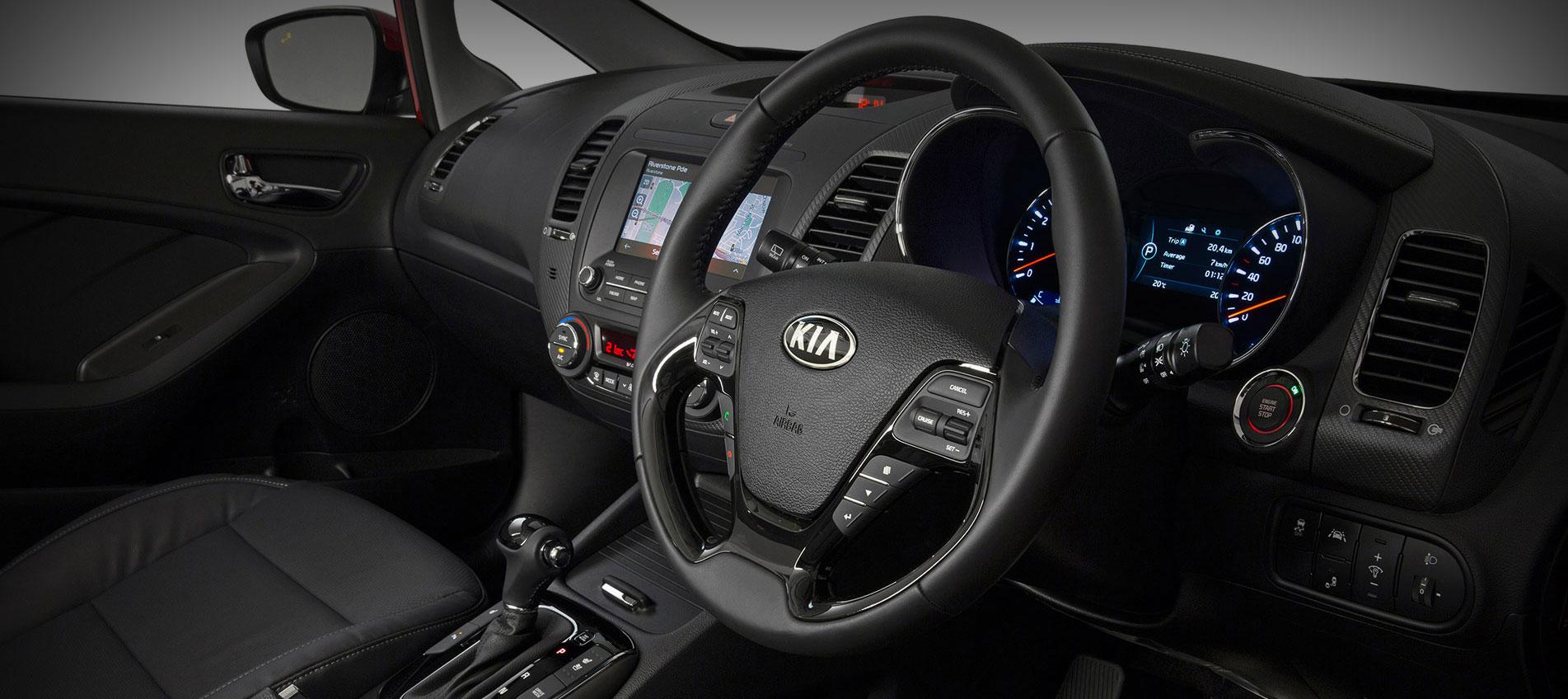Kia Cerato Sedan Image 3