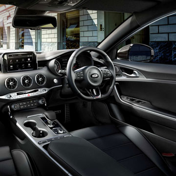 Powerful Interior