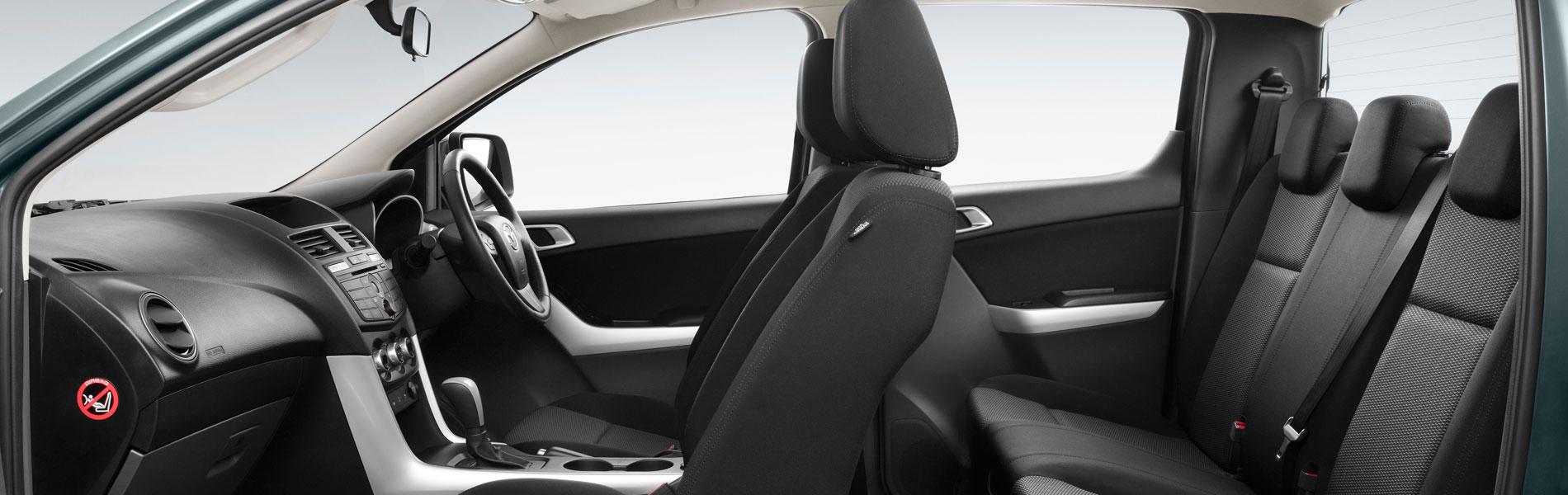 Mazda BT-50 Dual Cab Image 3