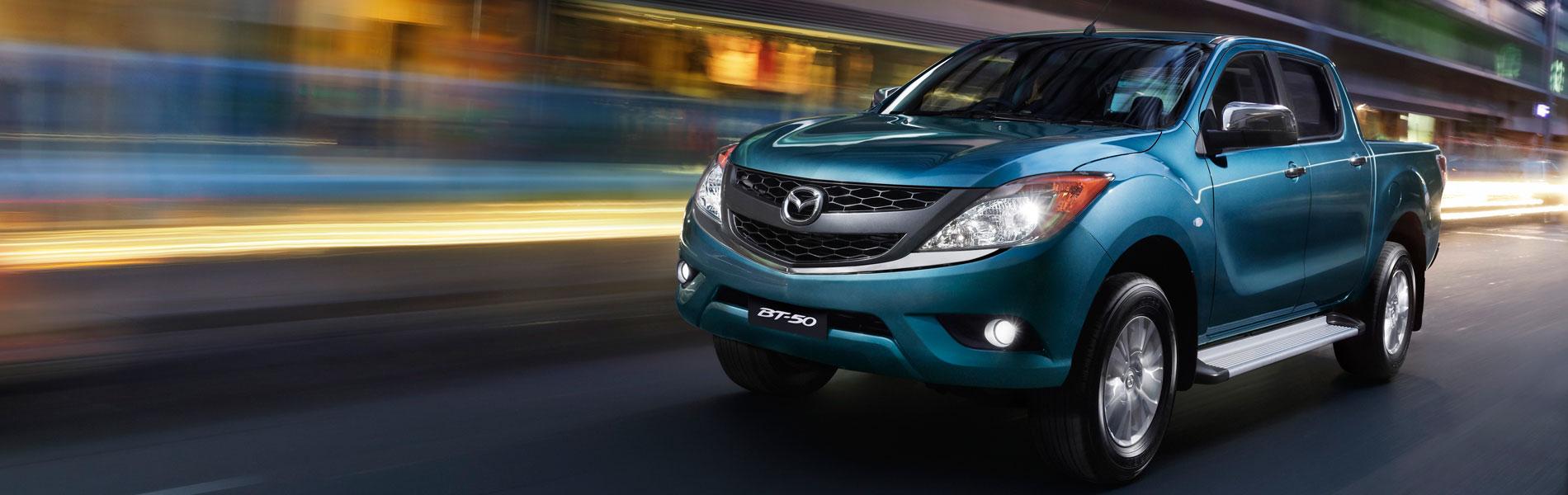 Mazda BT-50 Dual Cab Image 4