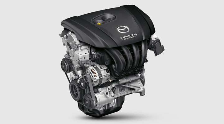 Enhanced SKYACTIV Performance