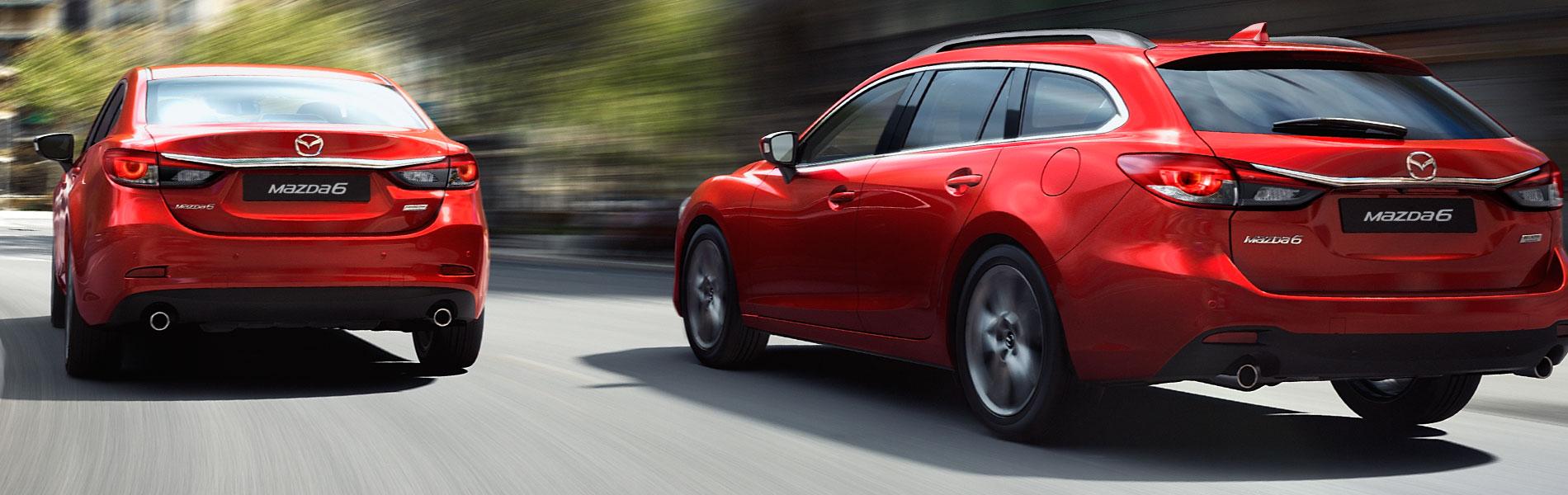Mazda Mazda6 Image 0