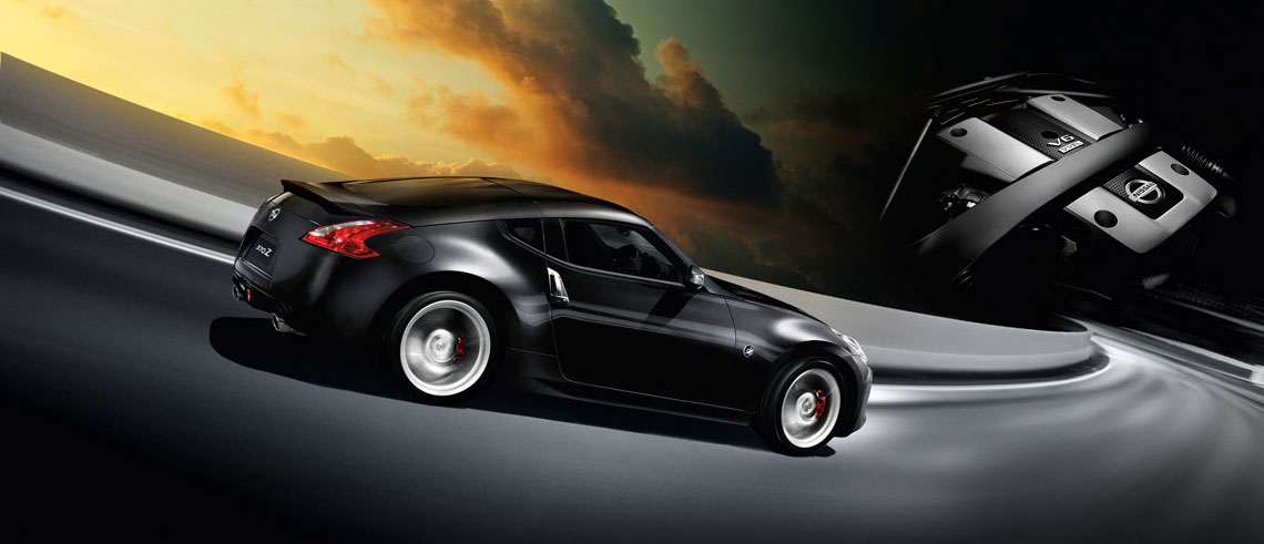 Nissan 370Z Coupe Image 0