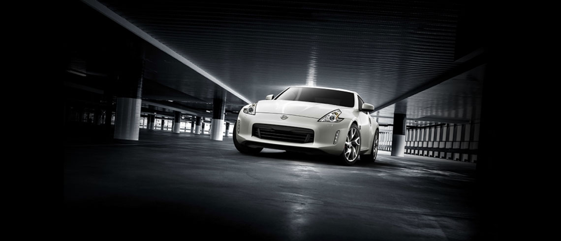 Nissan 370Z Coupe Image 2