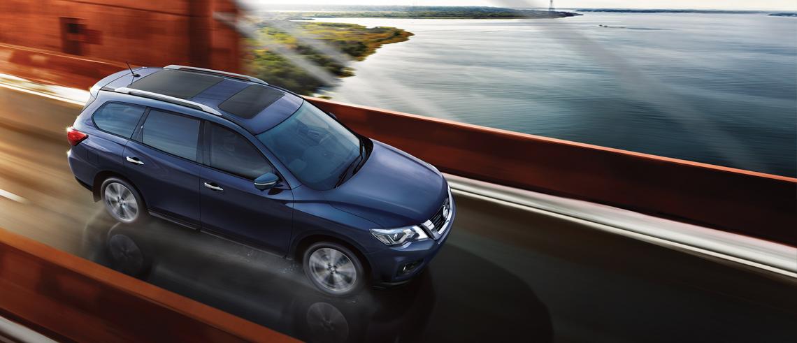 Nissan Pathfinder Image 0