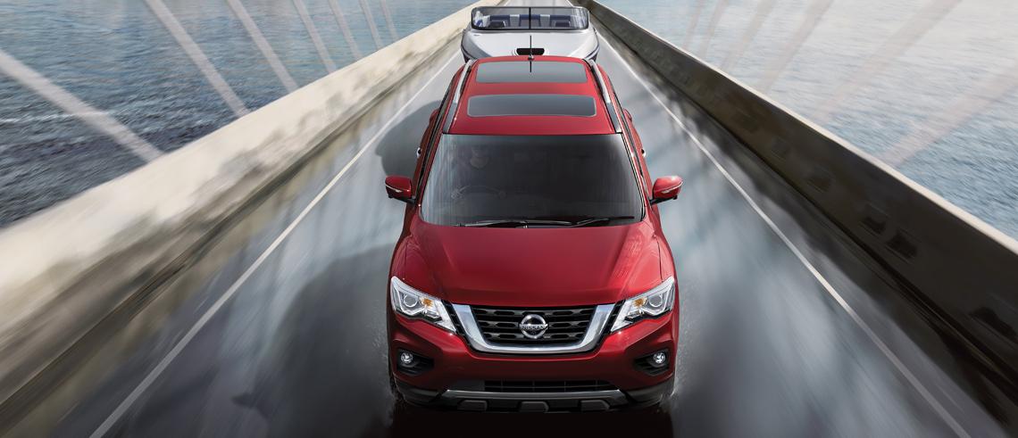 Nissan Pathfinder Image 1
