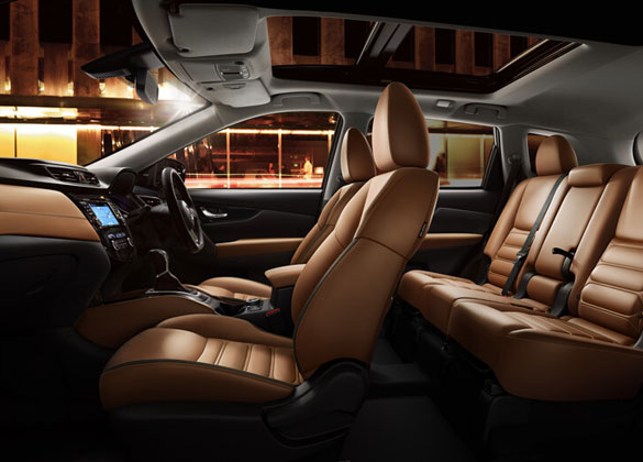 Interior Comfort and Quality