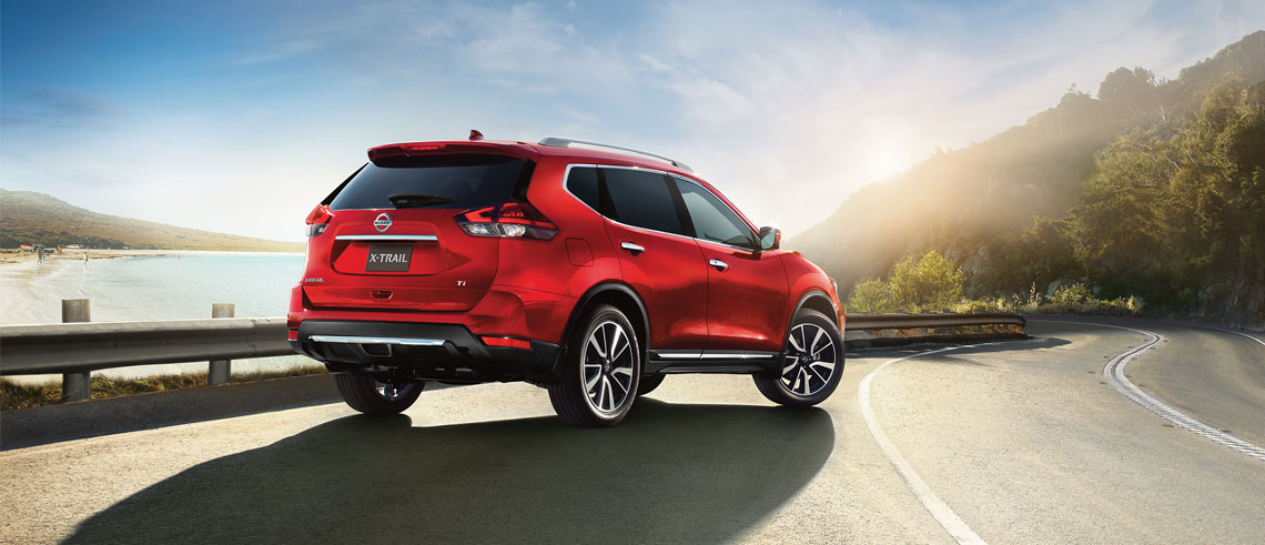 Nissan X-Trail Image 0