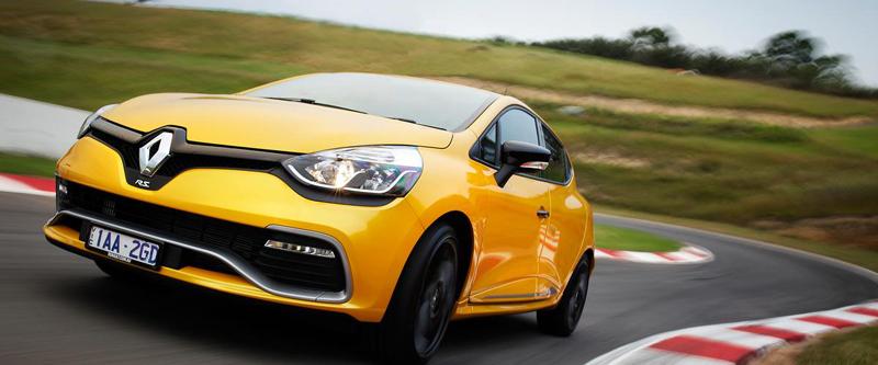 Renault Clio R.S. Image 1