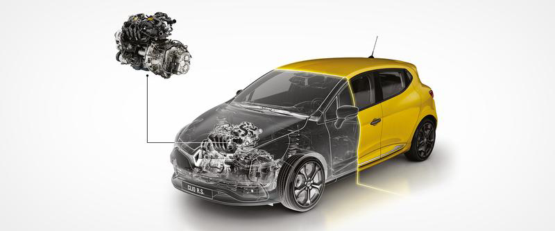 Renault Clio R.S. Image 3