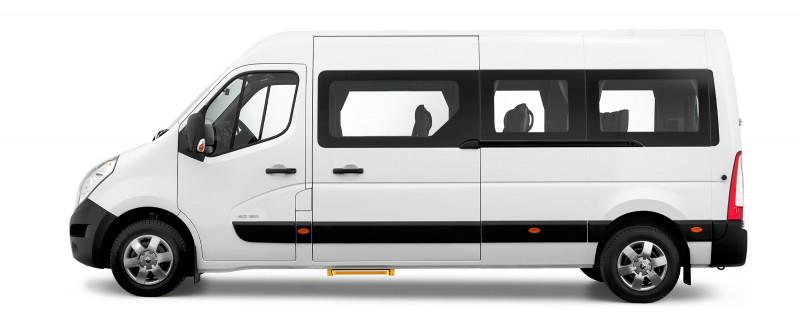 Renault Master Bus Image 4