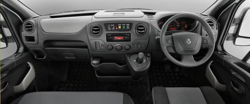 Renault Master Bus Image 7