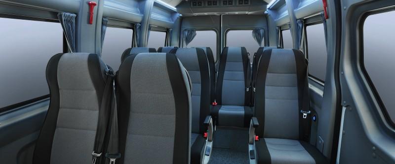 Renault Master Bus Image 14