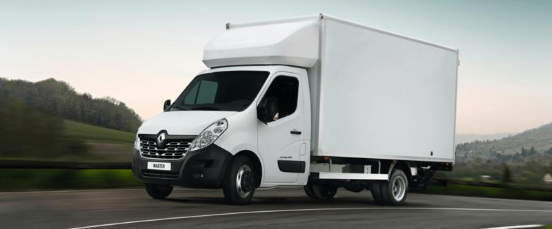 Renault Master Cab Chassis Image 0
