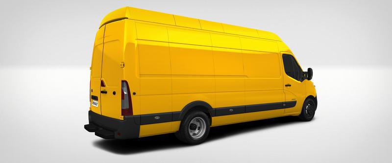 Renault Master Van Image 7