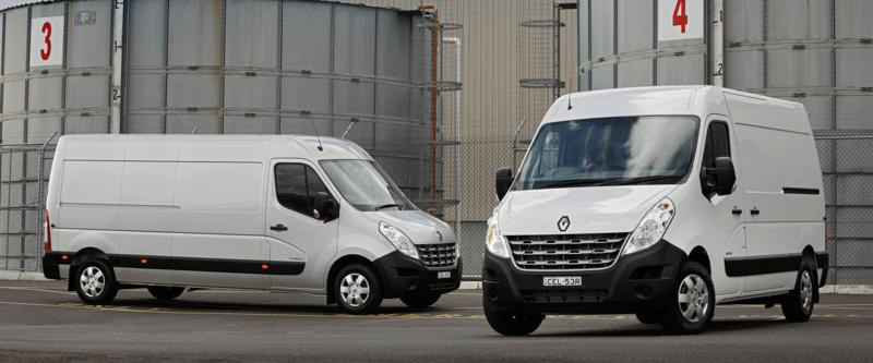 Renault Master Van Image 12