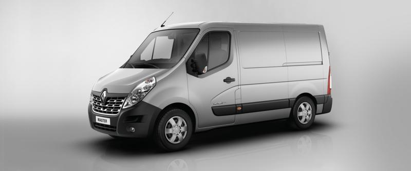 Renault Master Van Image 16