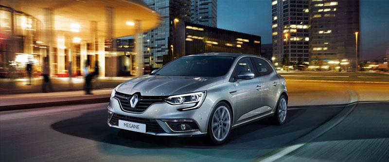 Renault Megane Hatch Image 2