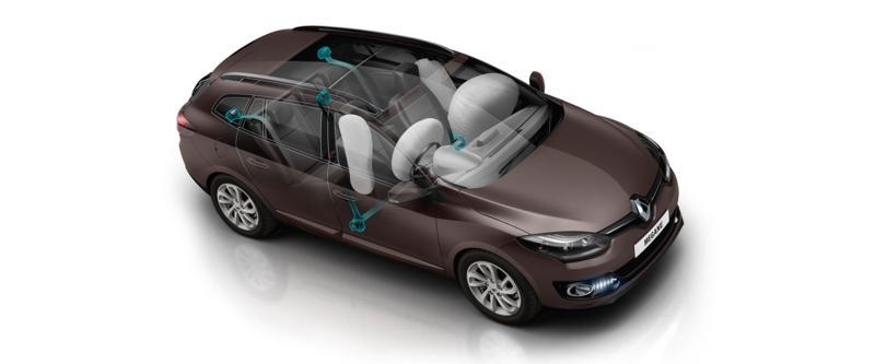 Renault Megane Wagon Image 0