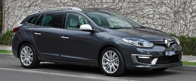 Renault Megane Wagon Image 3