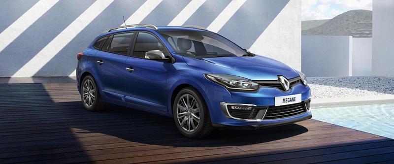 Renault Megane Wagon Image 12