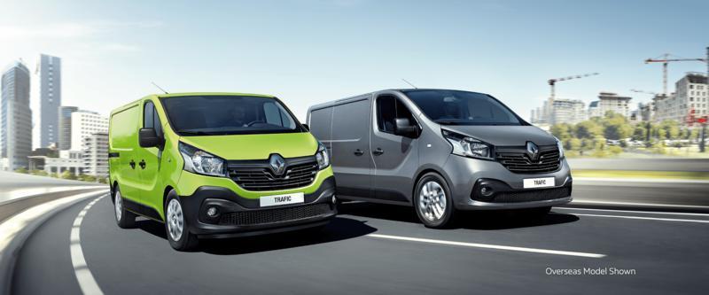 Renault Trafic Image 3