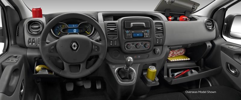 Renault Trafic Image 8
