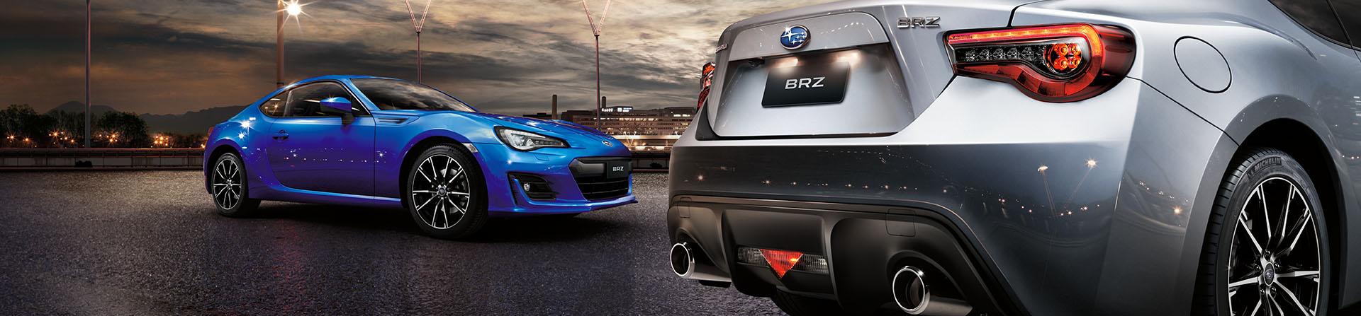 Subaru BRZ Image 1