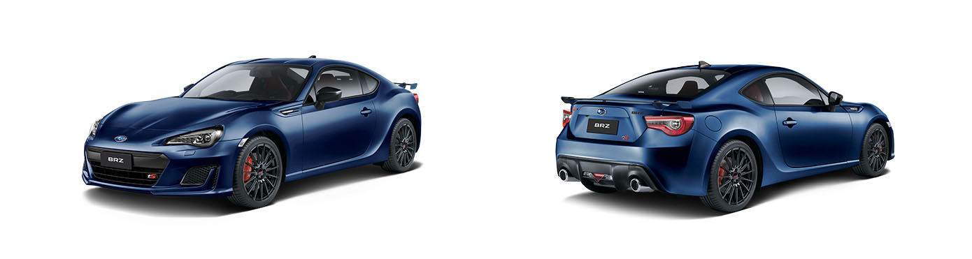Subaru BRZ Colour Variant 4